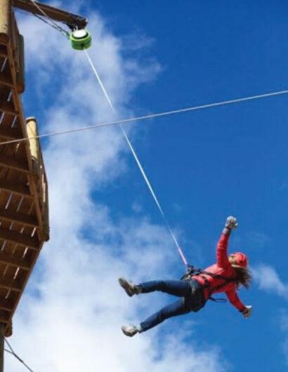 Quick Jump Adventure Activity