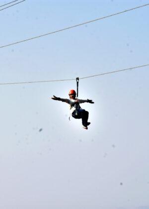 Flying Fox Activities Mussoorie Adventure Resort