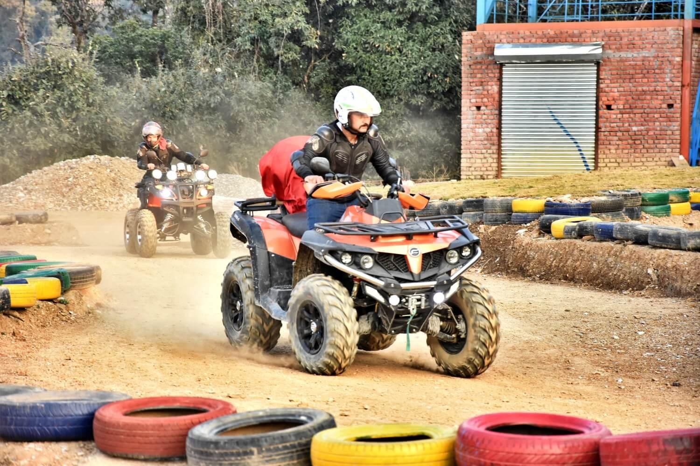 ATV adventure Rides in Uttarakhand