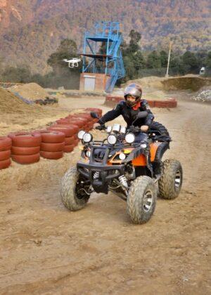 Adventure Rides Activities Mussoorie Adventure Resort
